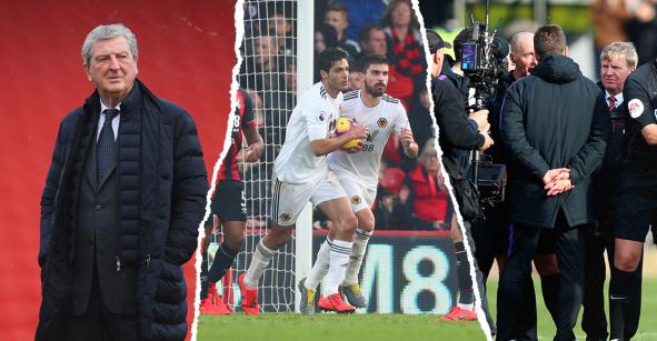 El gol de Jiménez (sin la mano), el berrinche de Pochettino y el récord de Hodgson: Lo que nos dejó la Premier
