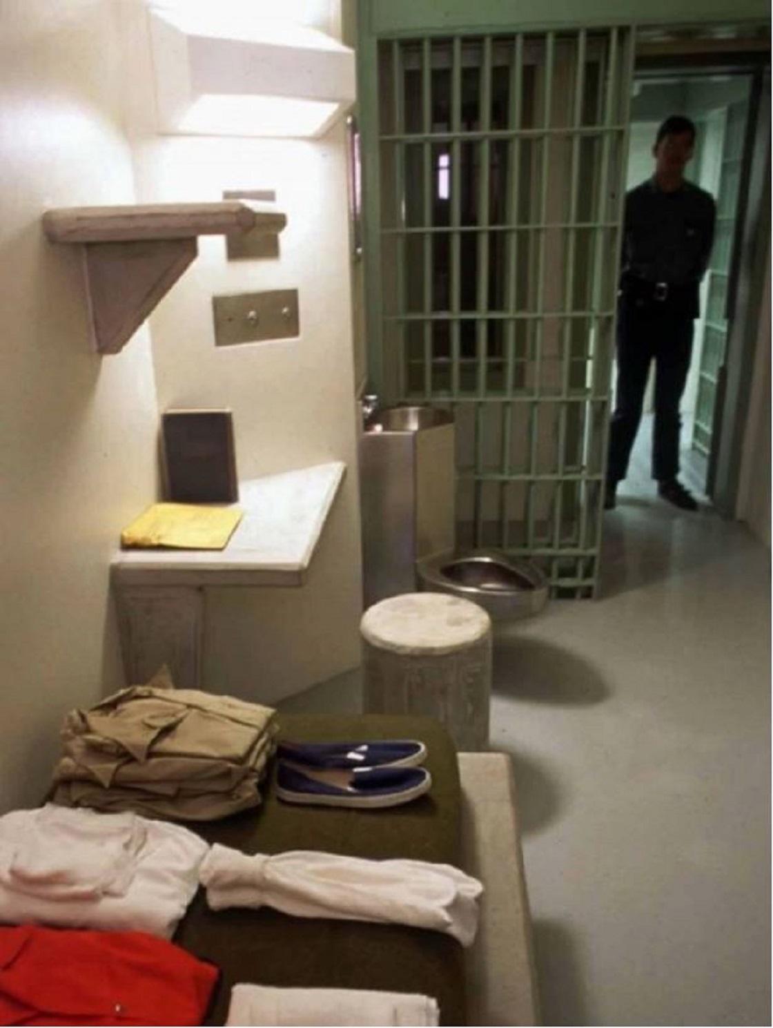 El Chapo Guzmán - Prisión ADX Florence