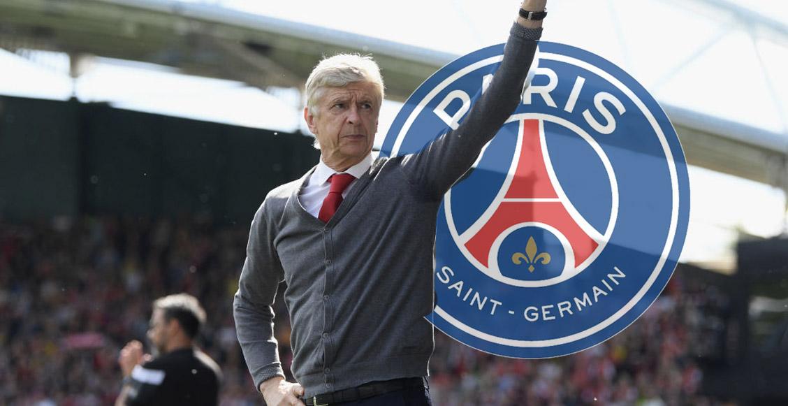 PSG buscaría sacar a Arsene Wenger de su retiro y hacerlo Director Deportivo