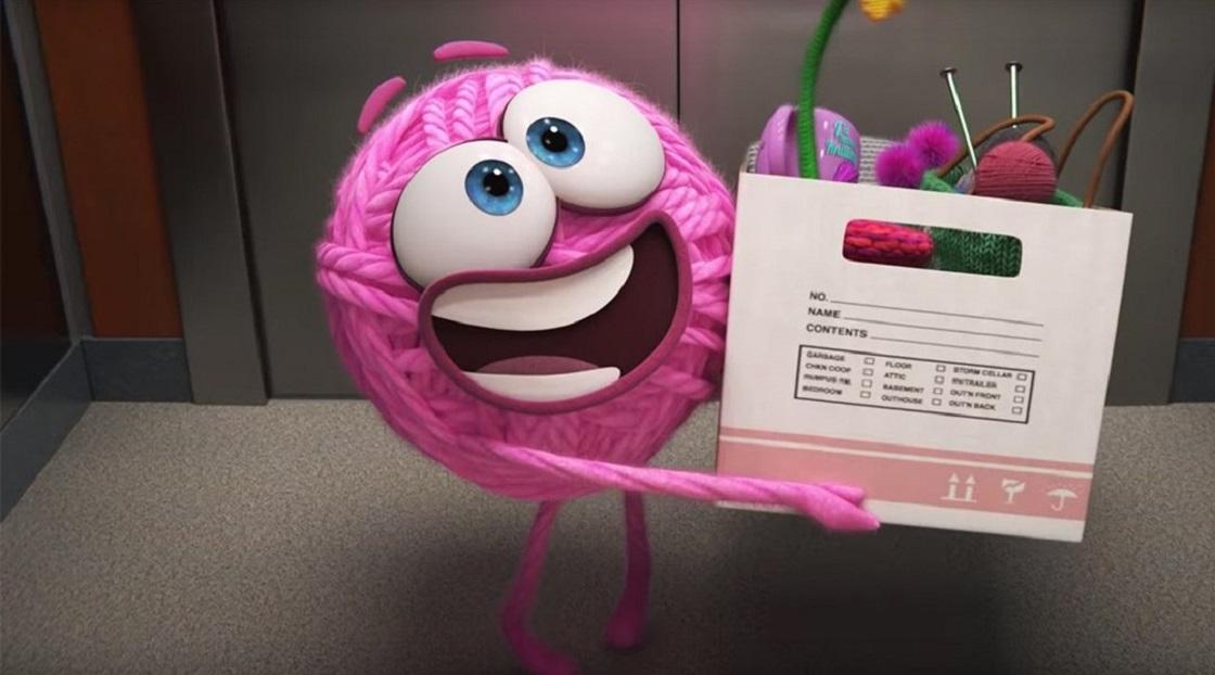 'Purl' - Nuevo corto animado de Pixar