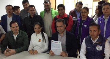 Para gubernatura de Puebla, Morena va en coalición con PT... ¿y Partido Verde?