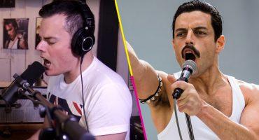 De cómo un youtuber se convirtió en la voz de Freddie Mercury en 'Bohemian Rhapsody'