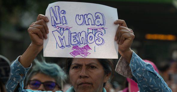 Gobierno cancela el presupuesto para Refugios de mujeres que viven violencia extrema