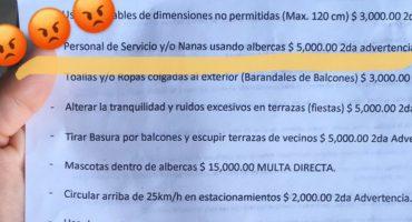 Este residencial en Acapulco te multa con 5 mil pesos si dejas meter a tu nana a la alberca