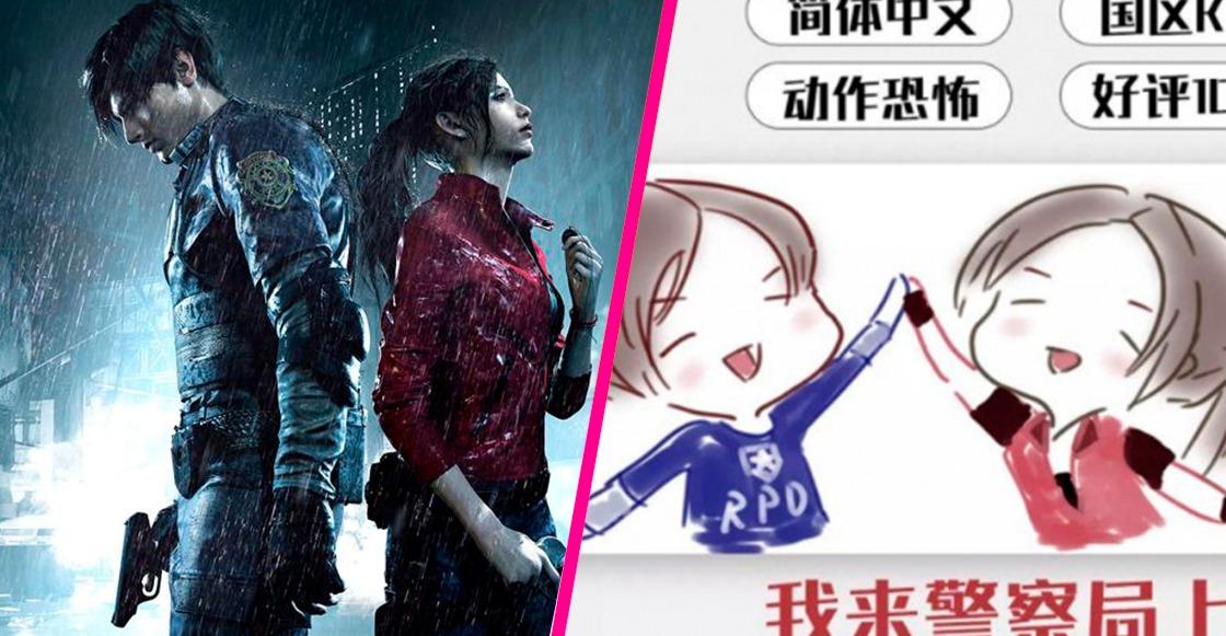 China vende juegos violentos con seudónimos