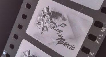 ¡Ya llegó su pachucote a la Cineteca Nacional! Se proyectará 'El rey del barrio' restaurada
