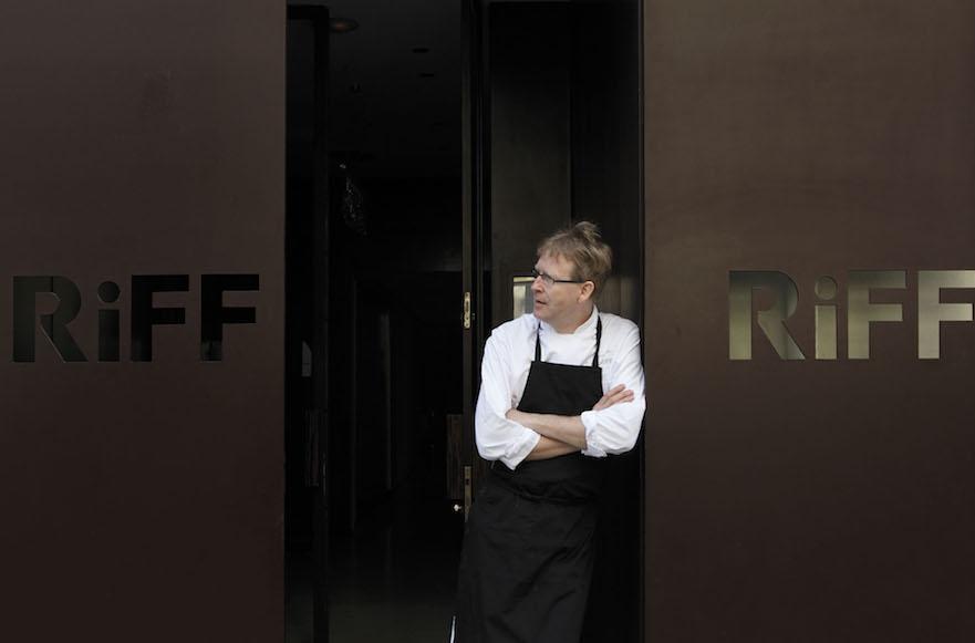 """El restaurante """"Riff"""" con una estrella Michellín, mató a una persona e intoxicó a 29 más"""