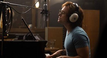 Tiny dancer! Checa este video de Taron Egerton cantando como Elton John para 'Rocketman'