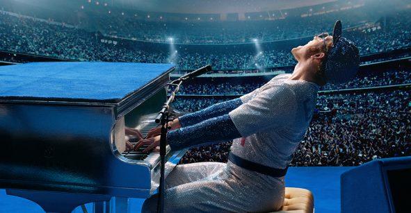 This is your... movie! Sale el tráiler oficial de 'Rocketman' sobre la vida de Elton John