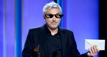 ¿Aún sin plan para ver los Oscar? ¡Alfonso Cuarón te invita al #RomaFest!