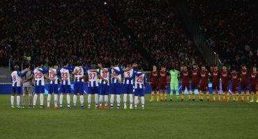 ¡Quedó en 26 partidos! La Roma cortó la racha invicta del Porto