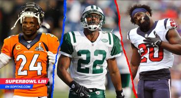 Estos son los nuevos integrantes del Salón de la Fama de la NFL 🙌