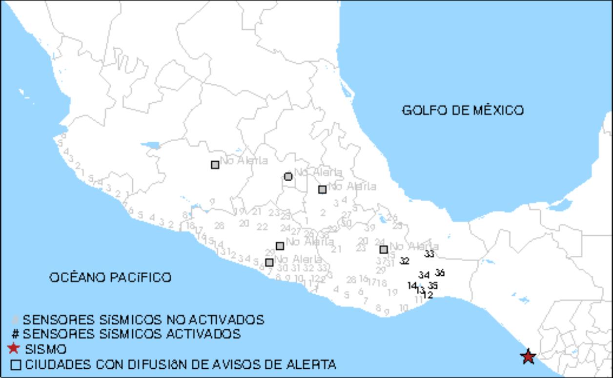 ¿Por qué no sonaron las alertas sísmicas en la Ciudad de México hoy?