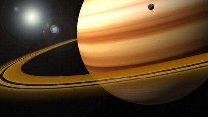 La NASA encontró indicios de vida alienígena en una de las lunas de Saturno