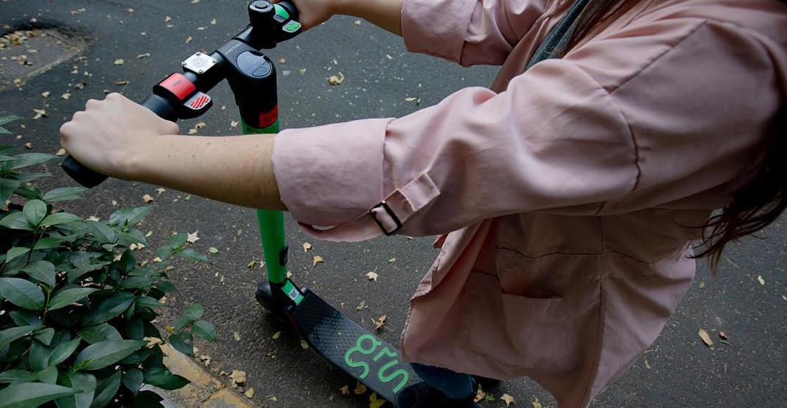 La empresa de scooters eléctricos Grin ya no tiene permiso de operación en CDMX