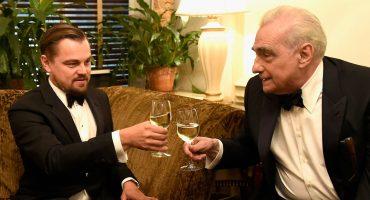¡Par de cracks! Leonardo DiCaprio y Martin Scorsese tendrán una serie juntos