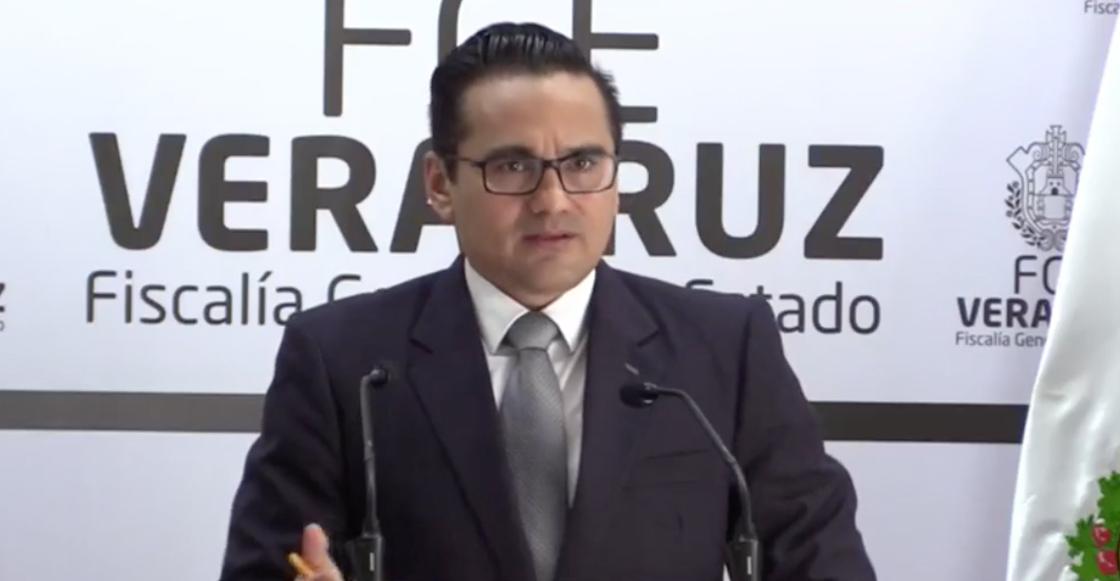 Confirman que sí hay un policía secuestrado en Veracruz, pero que el video viral es falso