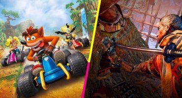 Crash Team Racing y Sekiro: El primer vistazo a dos joyas esperadas