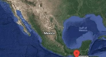 ¿Lo sintieron? Se registra sismo de 6.6 en Cd. Hidalgo, Chiapas