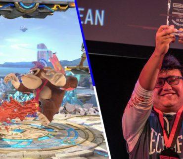 ¡A un lado! Un mexicano se convirtió en el mejor jugador mundial de 'Smash Bros: Ultimate'