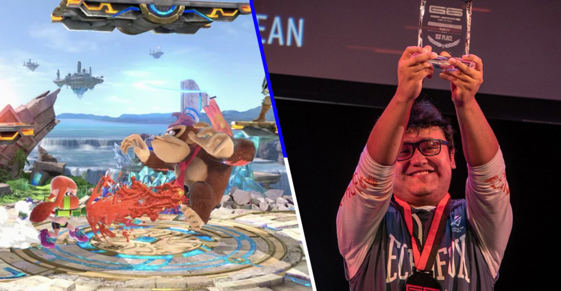 ¡A un lado!: Un mexicano se convirtió en el mejor jugador mundial de 'Smash Bros: Ultimate'