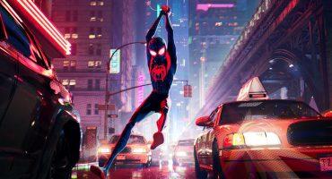 Los otros mexicanos que triunfaron en los Oscar con 'Spider-Man: Into the Spider-Verse'