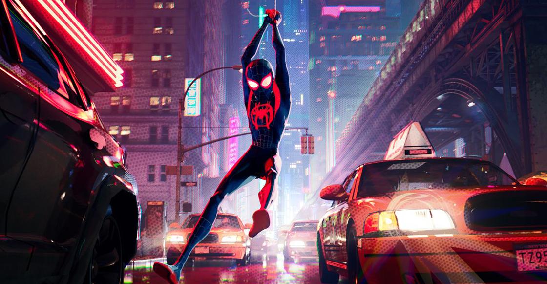 Así festejaron los mexicanos que participaron en la realización de Spider-Man: Into the Spider-Verse