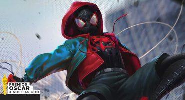 5 razones para ver Spider-Man: Into the Spider-Verse antes de que salga de lo cines