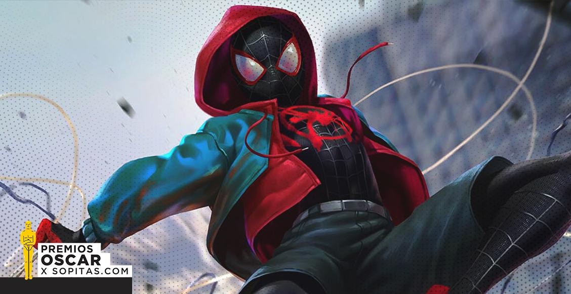 4 razones para ver Spider-Man: Into the Spider-Verse antes de que salga de lo cines