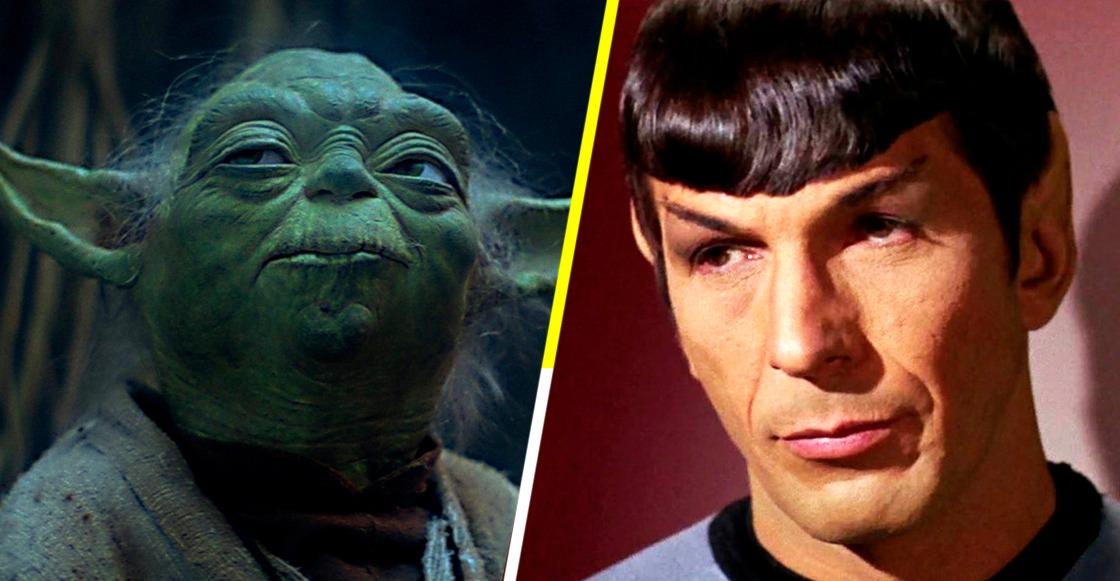 Yoda y Spock