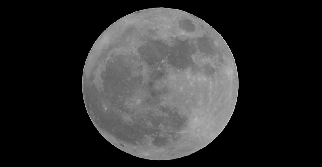 Para romancear: Por acá te decimos cómo y cuándo ver la 'Superluna de nieve'