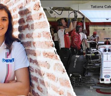 Tatiana Calderón, primera mujer en llegar a la categoría antesala de la F1