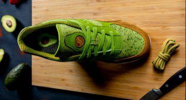 Solo para aguacate lovers  Checa estos tenis inspirados en el guacamole 9aa919576f8f