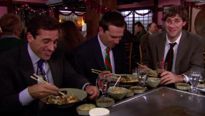 ¡Sí, existe un restaurante temático de 'The Office' y amarías conocerlo!