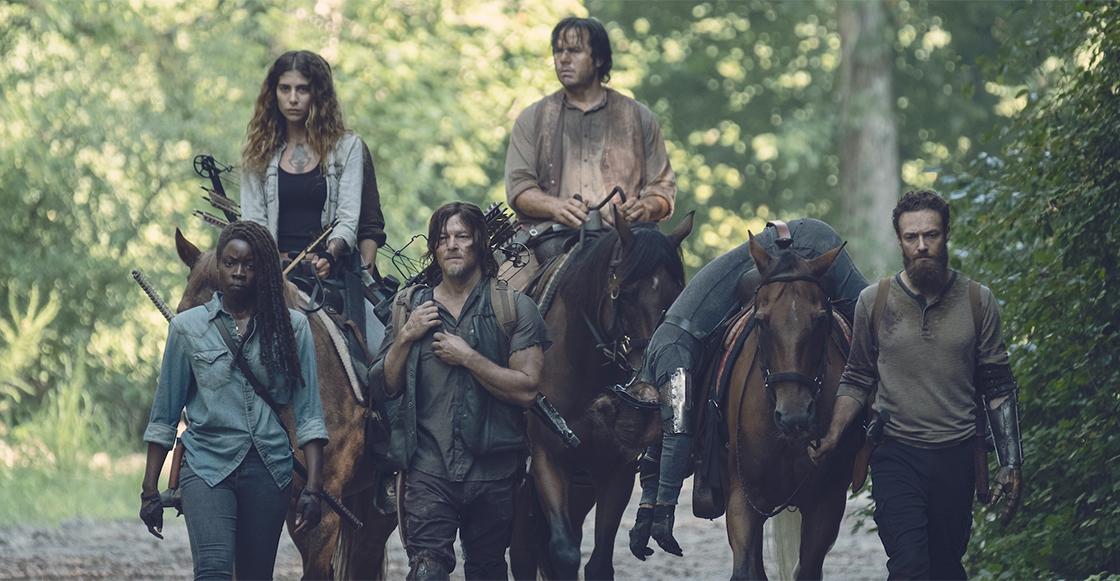¡Más que confirmado! Habrá temporada 10 de 'The Walking Dead' este 2019