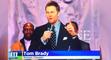 Un productor fue despedido por llamar 'tramposo' a Brady; ahora vive de donaciones