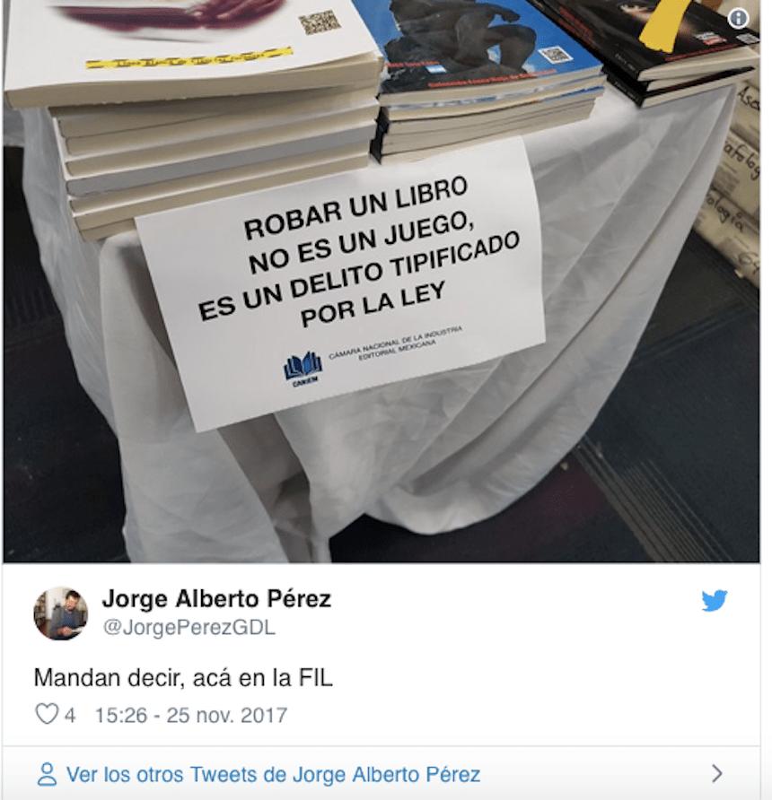 Estos son los libros más robados en el mundo