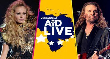 A ver si aguanta Maduro: Maluma, Maná y Paulina Rubio participarán en el Venezuela Live Aid