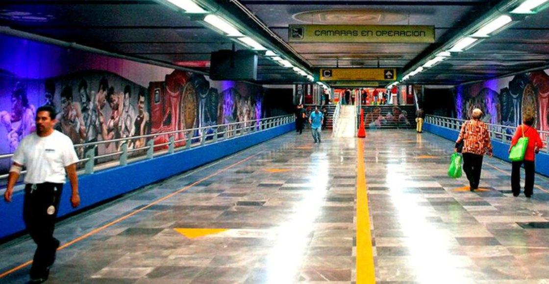 """Surgen """"vengadores"""" del Metro; ofrecen proteger a mujeres de los secuestradores"""