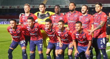 El vergonzoso récord que alcanzó Veracruz en el empate contra Cruz Azul