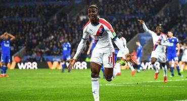 Crystal Palace derrotó al Leicester a domicilio y ligan 6 partidos sin perder