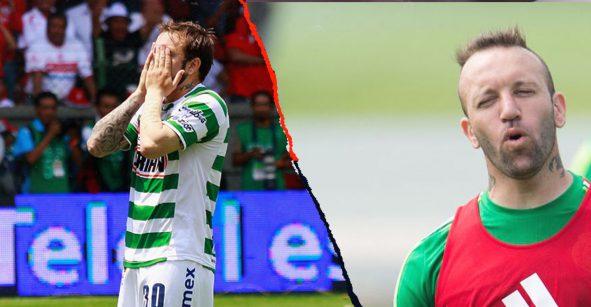 Vuoso regresó del 'más allá' para recordar la final que perdió Santos vs Toluca en 2010
