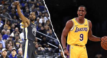Warriors remontan y aplastan a los Lakers con un Curry desconocido