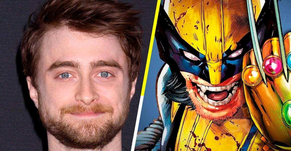 Daniel Radcliffe - Wolverine