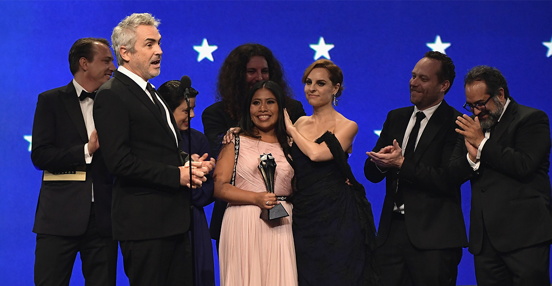 Un grupo de actrices no quería que Yalitza se ganara un Ariel y estas fueron las reacciones