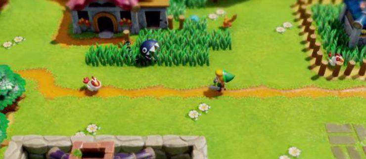 ¡Nintendo hará un remake de The Legend of Zelda: Link's Awakening para Switch!