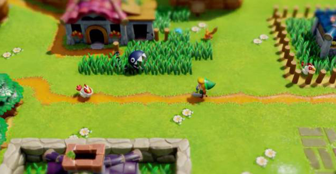 ¡Nintendo hará un remake de The Legend of Zelda: Link's Awakening para Switch!