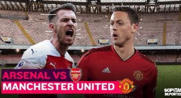 Premier League EN VIVO: Arsenal y Manchester United pelean un lugar en Champions League