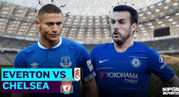 EN VIVO: Chelsea buscará puestos de Champions League ante Everton