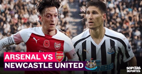 Premier League EN VIVO: Arsenal buscará puestos de Champions ante Newcastle
